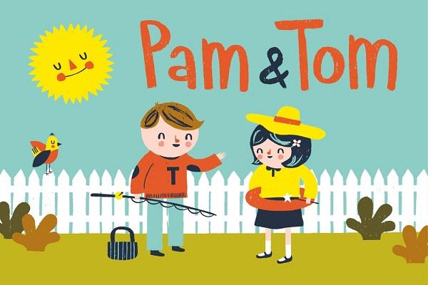 Pam & Tom