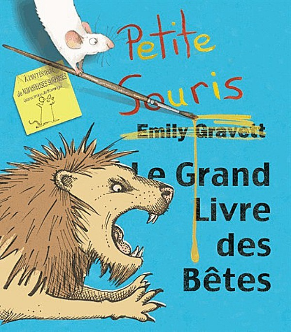 le grand livre des bêtes