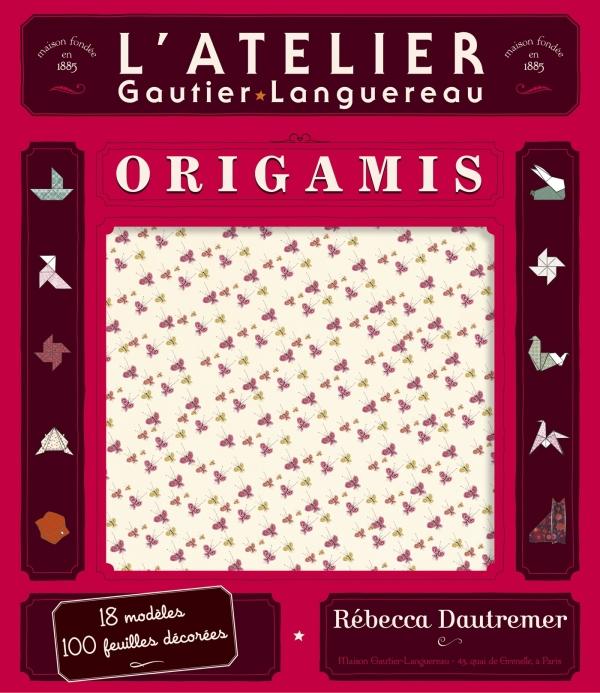 Origamis Rebecca Dautremer