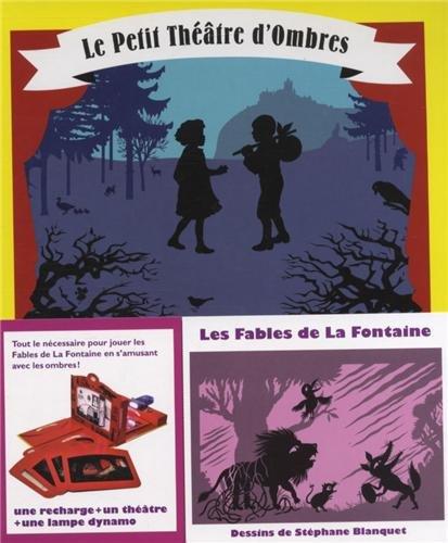 Le petit théâtre d'ombre Les fables de La Fontaine