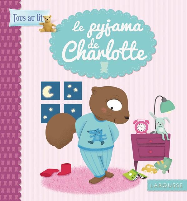 Le pyjama de Charlotte