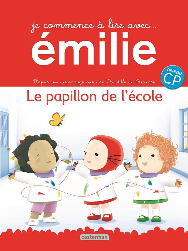 Emilie Le papillon de l'école