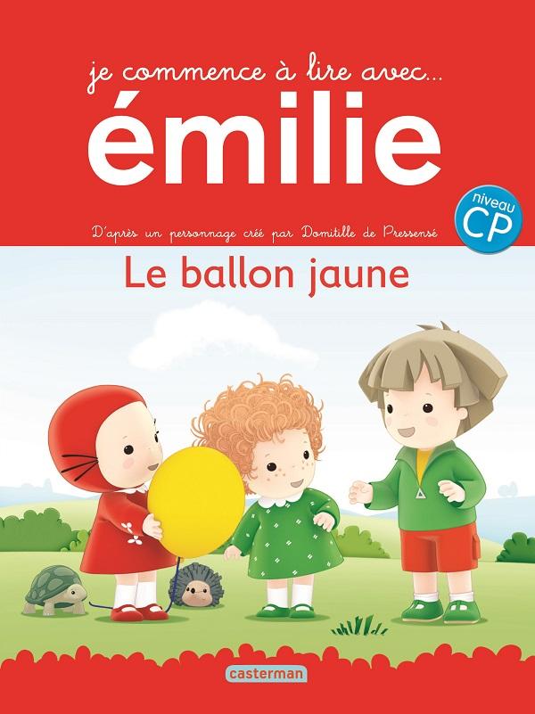 Emilie Le ballon jaune