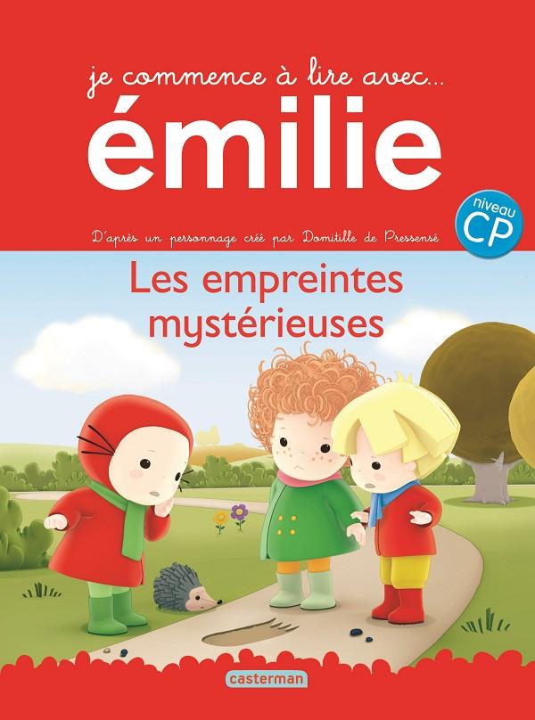 Emilie Les empreintes mystérieuses