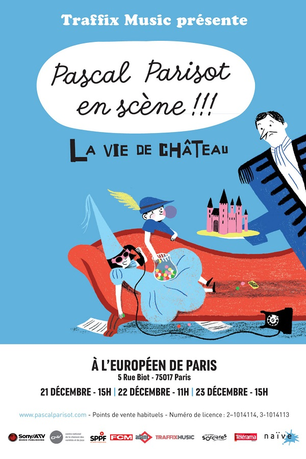 Flyer Parisot Décembre