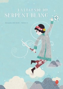La legende du serpent blanc