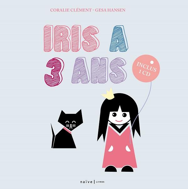iris a 3 ans