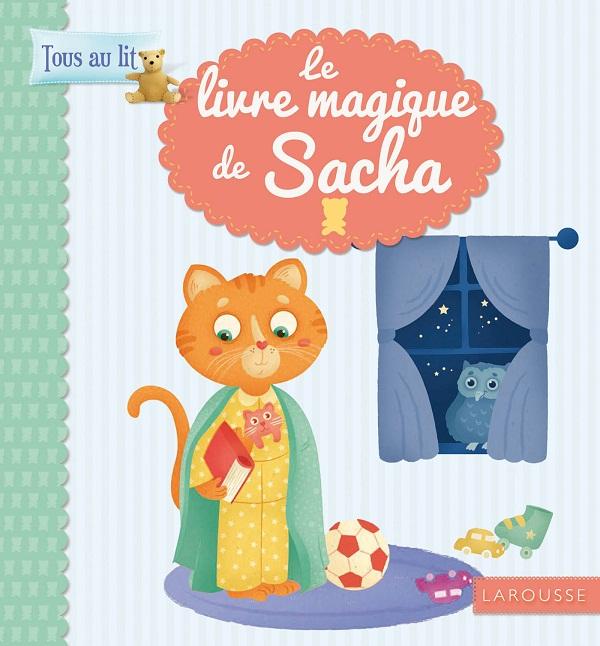Le livre magique de Sacha