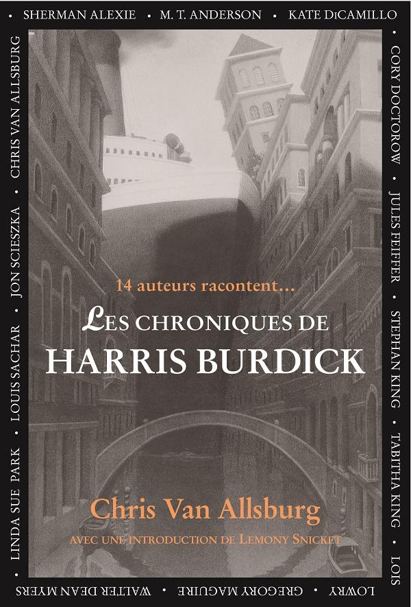 Les chroniques Harris Burdick