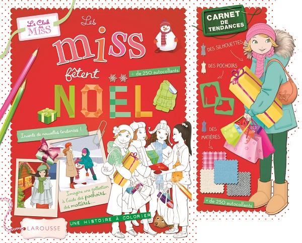 Les miss fêtent Noël