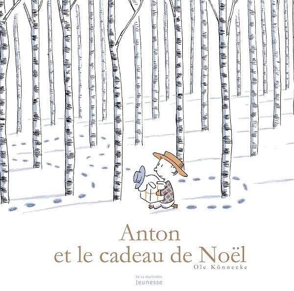 Anton et le Cadeau de Noel