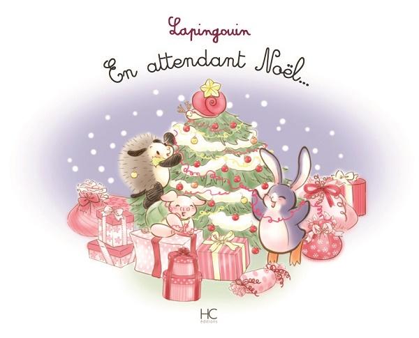 Lapingouin En attendant Noël