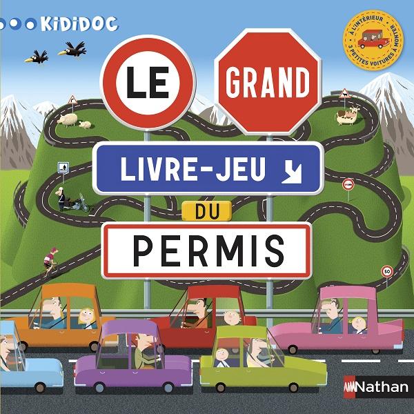 Le grand livre-jeu du permis