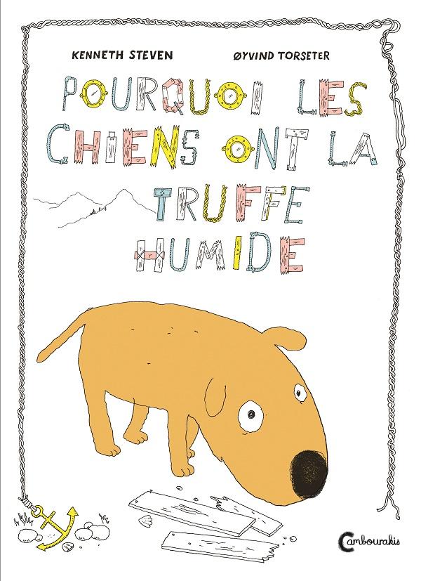 Pourquoi les chiens ont la truffe humide
