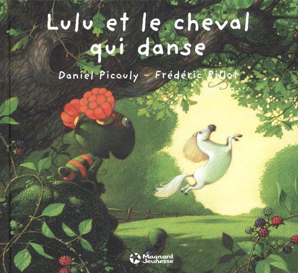 lulu et le cheval qui danse