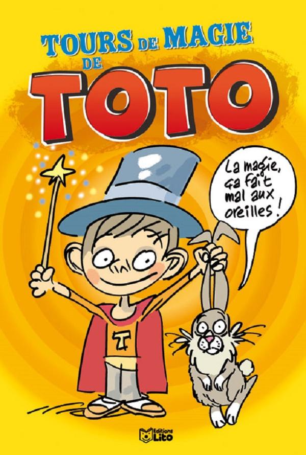 Tours de magie de Toto