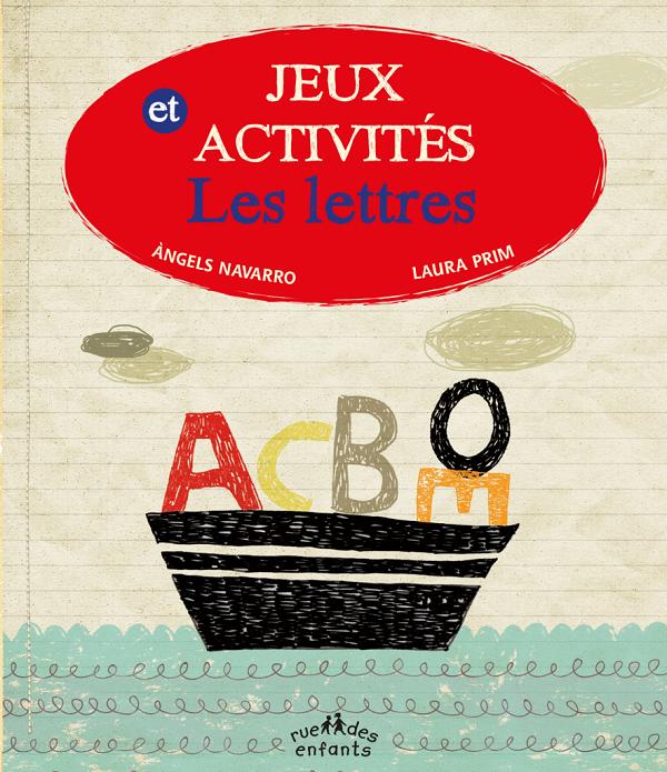 Jeux et activités Les lettres