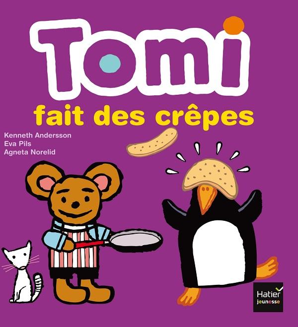 Tomi fait des crepes