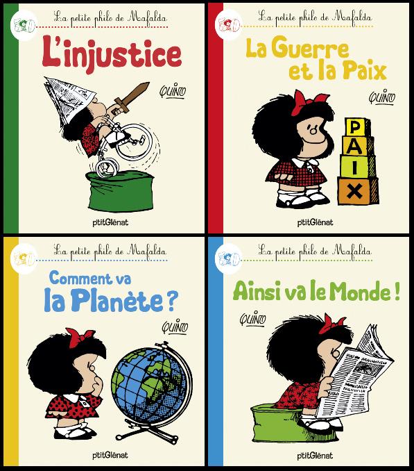 La petite philo de Mafalda