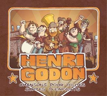 Henri Godon - Chansons pour toutes sortes d'enfants