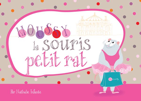 La souris petit rat