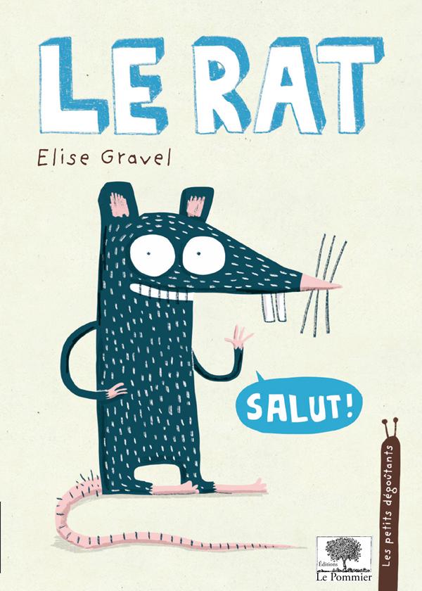 Le rat Elise Gravel