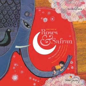 Comptines de roses et de Safran