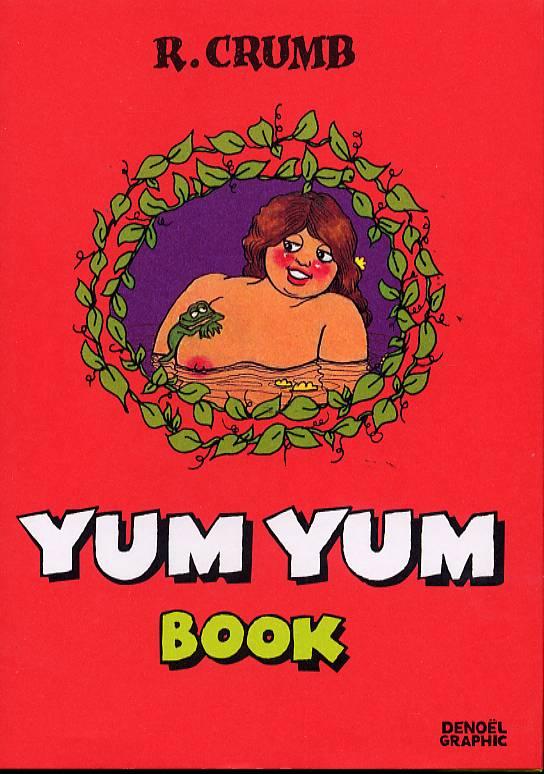 Yum Yum book / R Crumb