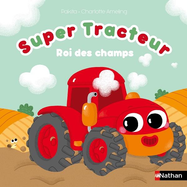 Super Tracteur roi des champs