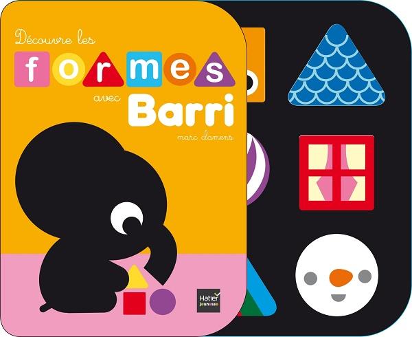 Decouvre les formes avec Barri