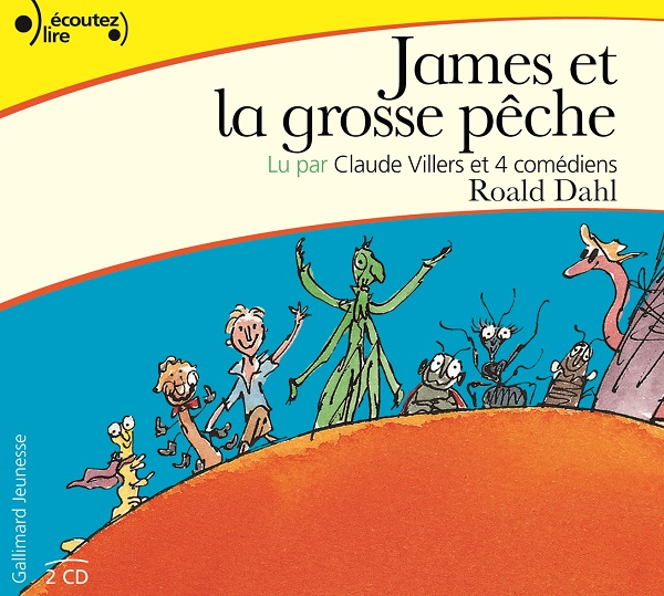 JAMES et la GROSSE PECHE