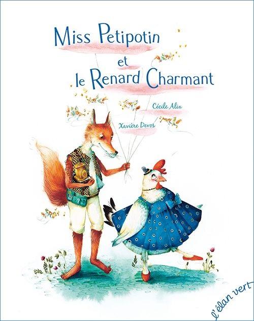 Miss Petipotin et le renard charmant