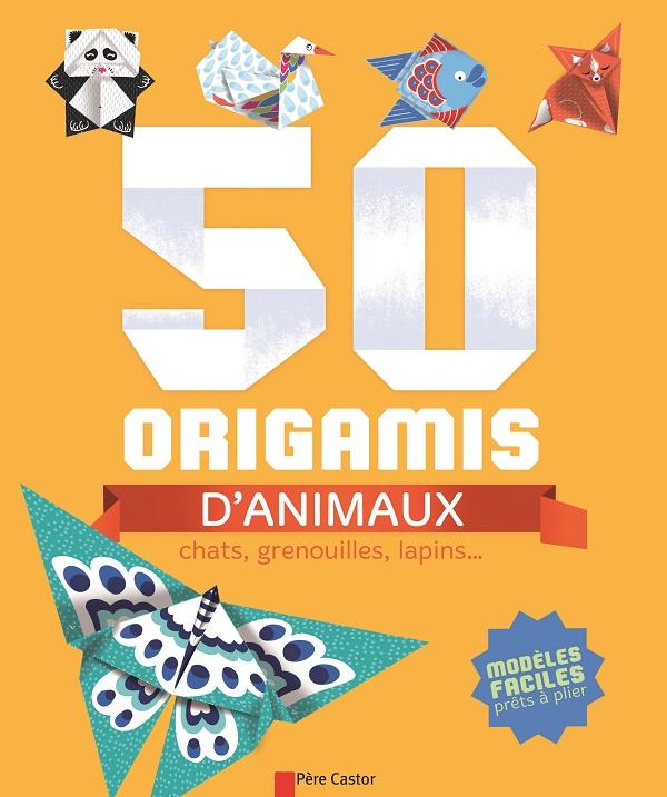 50 origamis Animaux
