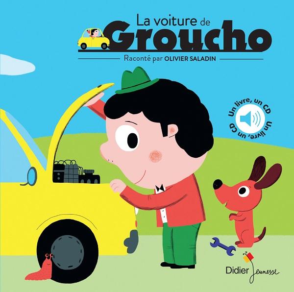 La voiture de Groucho