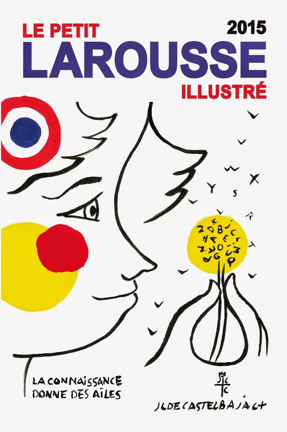 Le petit Larousse illustré 2015