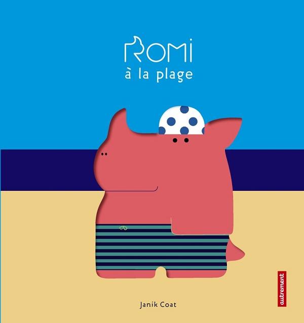 ROMI A LA PLAGE