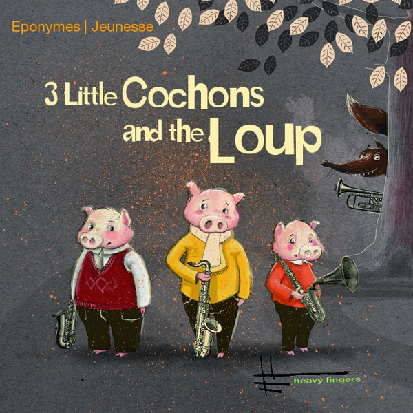 3 Little Cochons