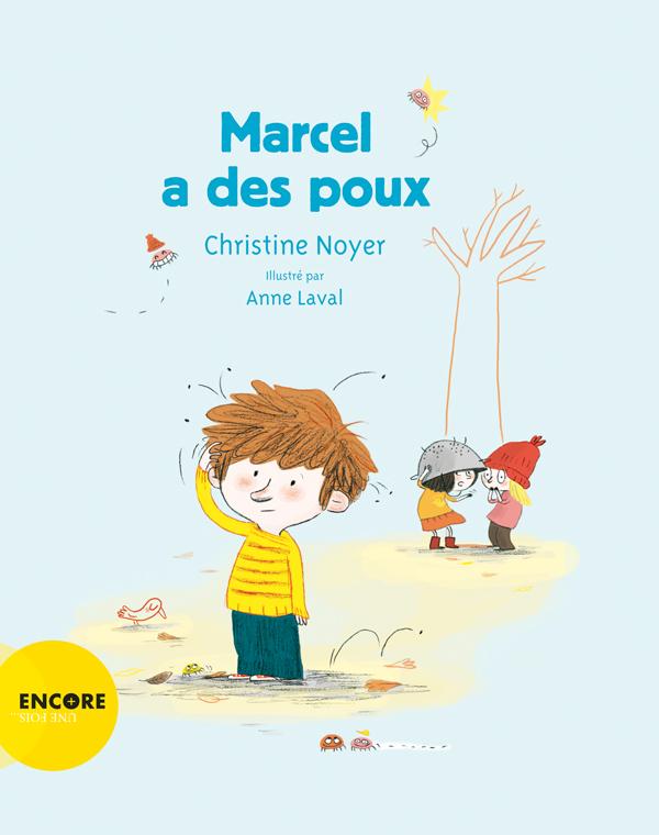 Marcel a des poux TR