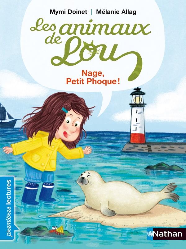 Nage Petit Phoque