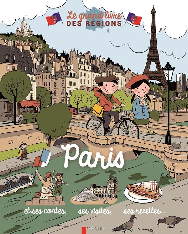 Paris Grand livre des régions