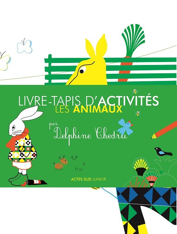 livre tapis animaux