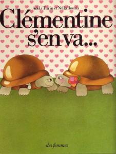 Clémentine s'en va...