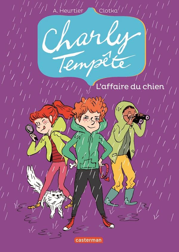 Charly tempête : l'affaire du chien