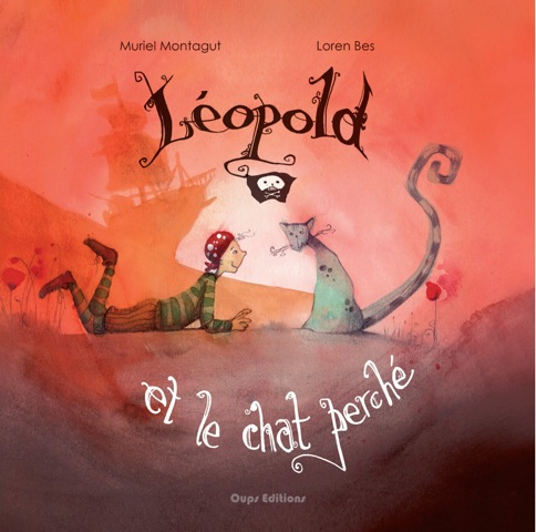 Léopold et le chat perché