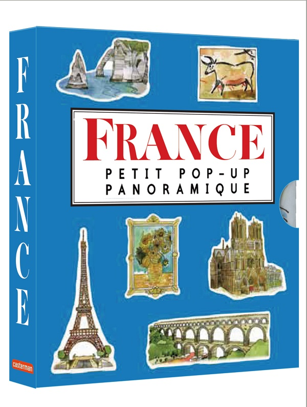 France petit pop-up panorama