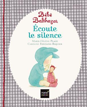 Bébé Balthazar écoute le silence