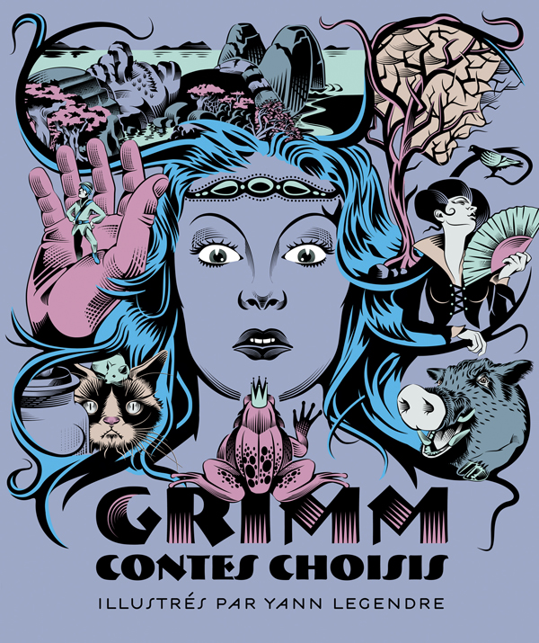 Grimm contes choisis