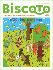 Biscoto jumeaux