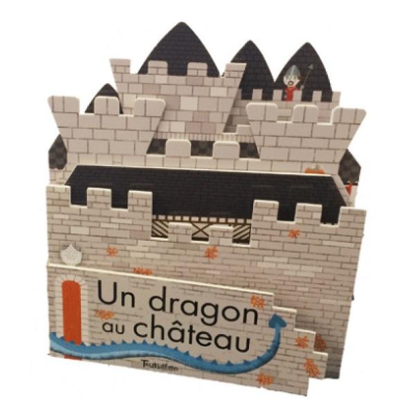 un dragon au château