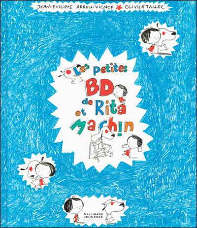 Les petites BD de Rita et Machin
